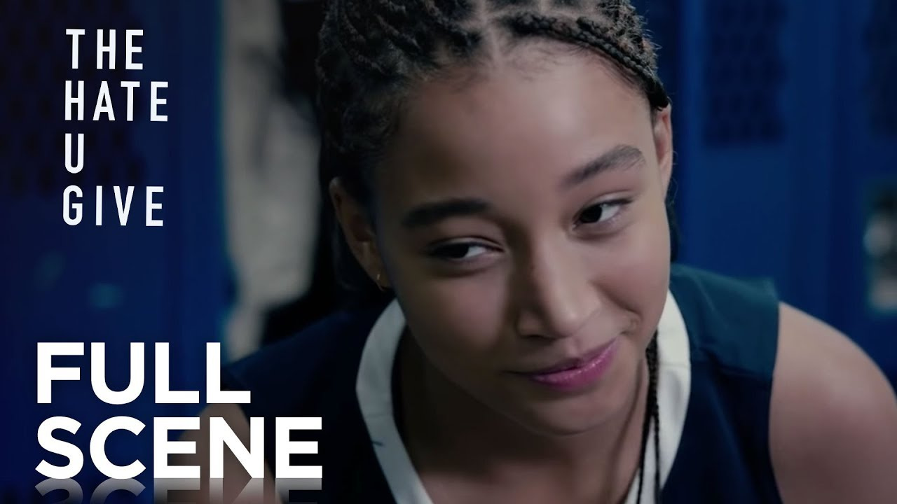 The Hate U Give - Full Scene