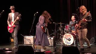 Angela Perley & The Howlin' Moons, set 2 (of 2), Jackson, OH, October 7, 2017