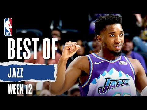 Best Of Jazz | Week 12 | 2019-20 NBA Season