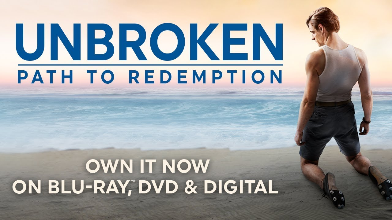 Trailer för Unbroken: Path to Redemption