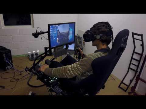 Flight Sim Teaser CV1