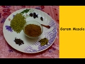 Garam Masala / Video No - 104