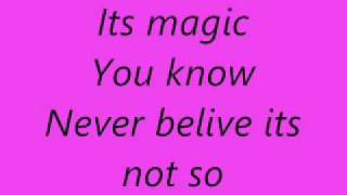 Selena Gomez - Magic (Lyrics)