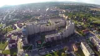 preview picture of video 'Zgorzelec widziany z góry ! Zgorzelec von oben gesehen !'