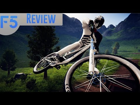 Descenders Review: A Downhill Biking...Roguelike?
