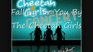 Falling For You by The Cheetah Girls (TCG Concert)