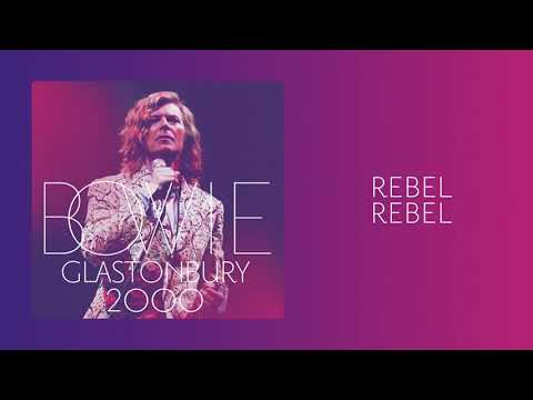 David Bowie Rebel Rebel Live Glastonbury 2000