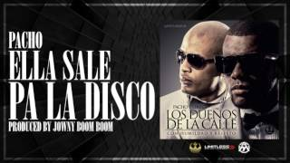 Ella Sale Pa La Disco (Audio)