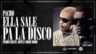 Video Ella Sale Pa La Disco (Audio) de Pacho y Cirilo