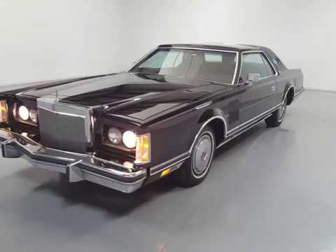 1978 Lincoln Continental Mark V for Sale - CC-1054380