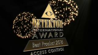 The presentation of the Detektor International Award 2016