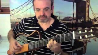 """Uzun Ince Bir Yoldayim """" Gitar Solo """" Cover"""