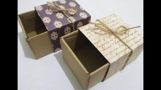 DIY #219 | Vintage Gift Box ❤