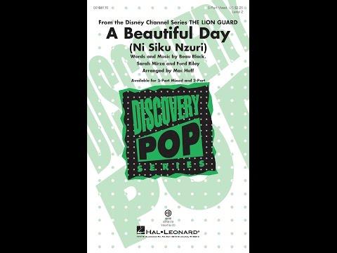 A Beautiful Day (Ni Siku Nzuri)