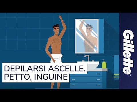 Come Depilare il Corpo | Cura del Corpo Maschile | Gillette BODY e Gillette STYLER