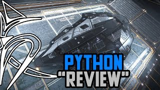 "Python ""review"" [Elite Dangerous]"