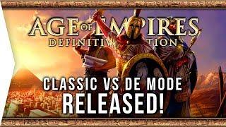 Age of Empires: Definitive Edition ► Classic VS DE - Campaign & AI! - [Gamer Encounters]
