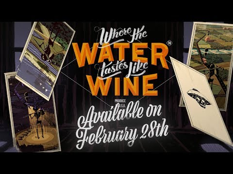 Where The Water Tastes Like Wine - Available February 28 thumbnail