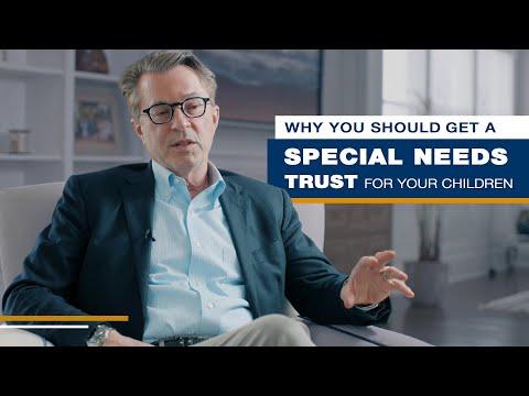 Special Needs Trust Advantages | Ettinger Law Firm