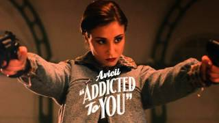 Avicii - Addicted to You (David Guetta vs Albin Myers Remix) (MOrlov Mashup short edit )