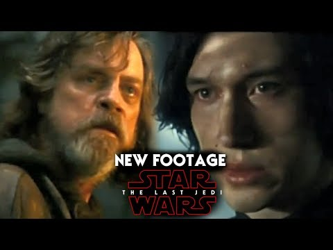 Star Wars The Last Jedi Trailer/TV Spot Revealed! New Footage