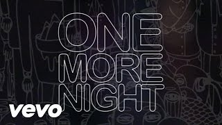 Maroon 5 - One More Night (Lyric Video) - YouTube