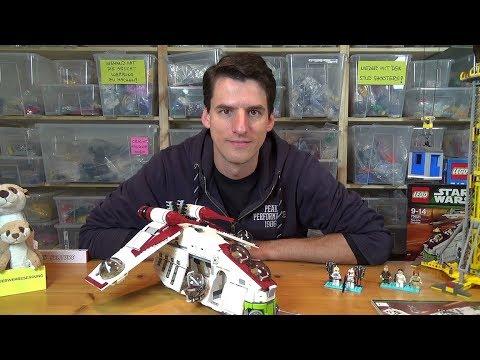 LEGO® Star Wars 75021 - Republic Gunship