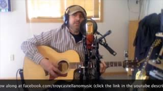 Spinning My Wheels (P52-13) Troy Castellano