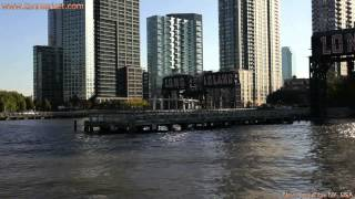 preview picture of video 'Long Island City Piers, East River, New York City Collage Video'