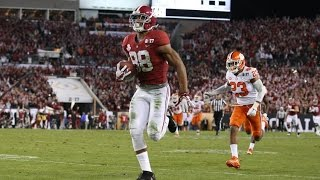 ALL Alabama Touchdowns 2016-2017 Season (HD)