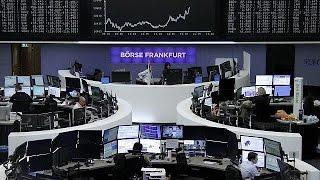 Фондовые индексы Европы ушли в минус - markets