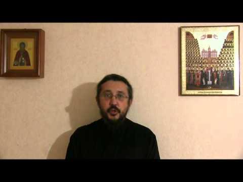 Если снятся плохие сны. Священник Игорь Сильченков