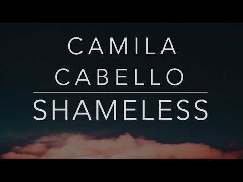 Camila Cabello - Shameless (Lyrics/Tradução/Legendado)(HQ)