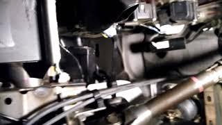 Устранение бряканья под панелью Lancer 9