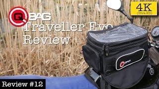 Q-Bag Traveller Evo Tankrucksack I Review 12