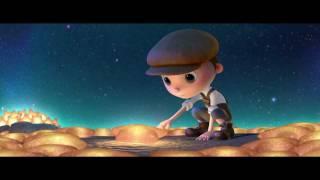"""Pixar Short """"La Luna"""" - Shooting Star Clip"""