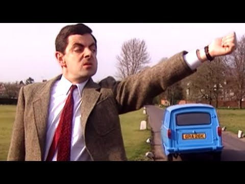 Hitchhiking to the Golf Course | Mr Bean Official