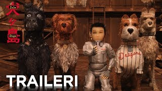 Isle Of Dogs -Trailer