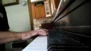 Metallicas Unforgiven on the piano Video