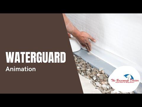 WaterGuard Installation Animation