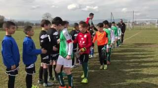 U 11 A ASA vs AS Wintzenheim