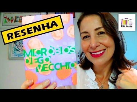 LidoLendo - Micróbios - Diego Vecchio - RESENHA