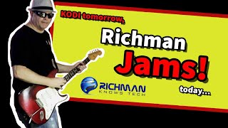 RICHMAN KNOWS TECH Jams to the BEATLES!