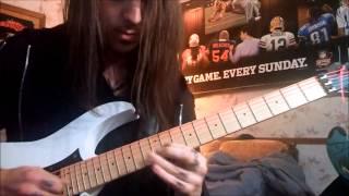 Demons - Darkest Hour  Guitar