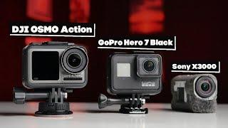 DJI OSMO Action теперь лучшая экшн камера? Давайте посмотрим