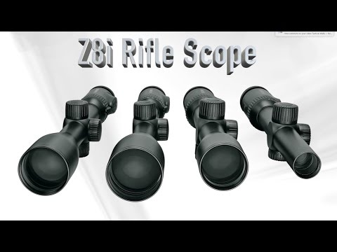 Swarovski Z8i Riflescope Redefines Performance