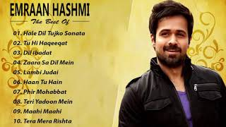 Best Of EMRAAN HASHMI - TOp 10 Songs Of Emraan Hashmi || Latest Bollywood Hindi Songs 2019