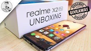 Realme X2 Pro Unboxing & Giveaway - K20 Pro Killer?
