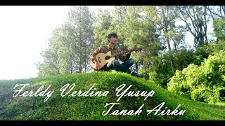 #nescafemusiknation Tanah Airku - Ferldy Verdina Yusuf
