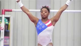 "HMWB ""Simone Biles"" Training Highlights"